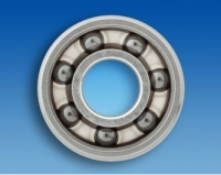 Hybrid deep groove ball bearing HYSN 6008 HW3 P0C3 (40x68x15mm)