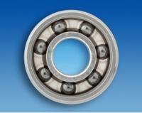 Hybrid-Rillenkugellager HYSN 6013 HW3 P0C3 (65x100x18mm)