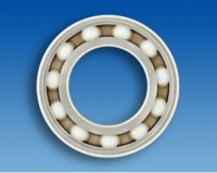 Hybrid deep groove ball bearing HYSZ 6207 HW3 P0C3 (35x72x17mm)