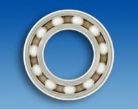 Hybrid deep groove ball bearing HYSZ 6211 HW3 P0C3 (55x100x21mm)