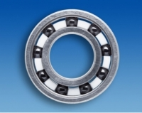 Hybrid deep groove ball bearing HYSN 6305 T2 P0C0 (25x62x17mm)