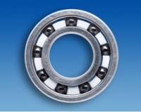 Hybrid deep groove ball bearing HYSN 6306 T2 P0C0 (30x72x19mm)