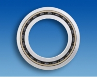 Hybrid angular contact bearing HYSN 7201B T3 P5 UL (12x32x10mm)