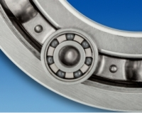 Stainless steel miniature ball bearing S 606 J12