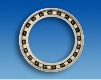 Hybrid-thin ring ball bearing HYSN 61801 T2 (12x21x5mm)