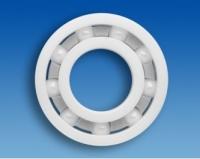 Keramik-Rillenkugellager CZ 6011 HW3 P0C3 (55x90x18mm)