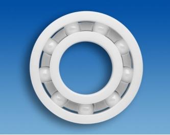 Keramik-Rillenkugellager CZ 6305 HW3 P5C3 (25x62x17mm)