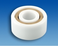 Doppelreihiges Keramik-Rillenkugellager CZ 4303 HW3 P0C3 (17x47x19mm)