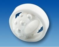 Keramik-Pendelkugellager CZ 2207 T2 (35x72x23mm)