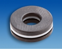 Hybrid-Axial bearing HYSN 51200 T2 (10x26x11mm)