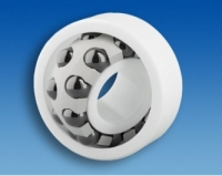 Keramik-Pendelkugellager CZN 2301 T3 (12x37x17mm)