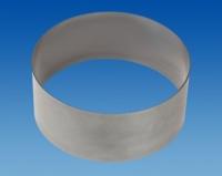 Große, dünnwandige Keramik-Büchse GL CC 230x240x100mm GZ (gemäß Zeichnung)