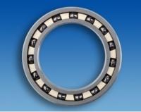 Hybrid-Rillenkugellager HYSN 6301 T3 P6C3 (12x37x12mm)