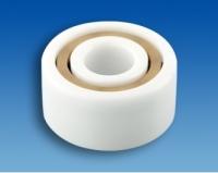 Zweireihiges Präzisions-Keramik-Schrägkugellager CZ 3201B T3 P6 UL (12x32x15,9mm)